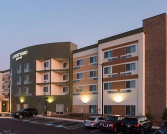 Courtyard by Marriott Fayetteville Fort Bragg/Spring Lake - Spring Lake - Gebäude