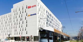Ibis Marseille Centre Euroméditerranée - Marselha - Edifício