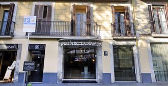 Hotel Arc La Rambla - Barcelona - Edificio
