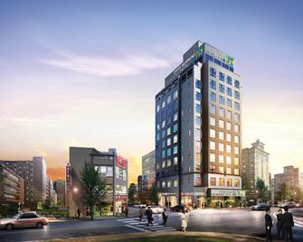 Good Morning Residence Hotel Hue - Daejeon - Gebäude