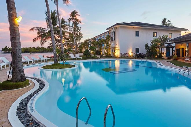 巴拉望溫德姆普林塞薩港米克羅酒店 - 公主港 - 普林塞薩港 - 游泳池