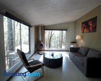 Rincón de María Mazamitla - Mazamitla - Living room