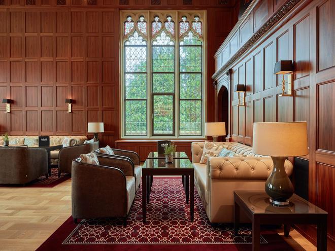 Dorint Hotel Frankfurt/Oberursel - Oberursel - Sala de estar