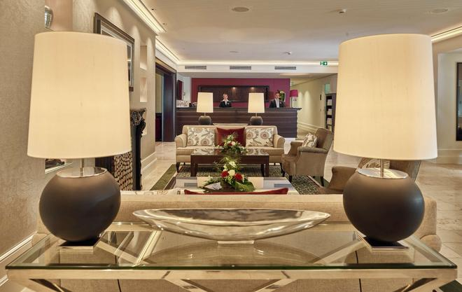 Dorint Hotel Frankfurt/Oberursel - Oberursel - Recepción