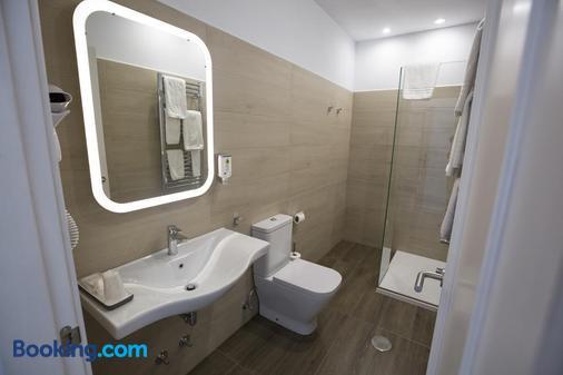 Hotel Santa Cruz - Cangas de Onís - Phòng tắm
