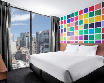 Ibis Styles Brisbane Elizabeth Street - Brisbane - Phòng ngủ