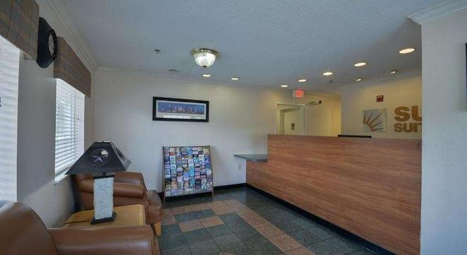 Intown Suites Extended Stay Houston - Greenpoint - Houston - Rezeption