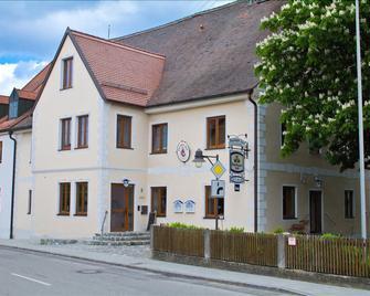 Baringer Hof - Neuburg an der Donau - Gebouw