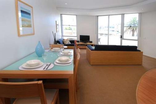 曼特拉碼頭酒店 - 馬克夸立港 - 麥覺里港 - 餐廳