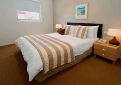 曼特拉碼頭酒店 - 馬克夸立港 - 麥覺里港 - 臥室