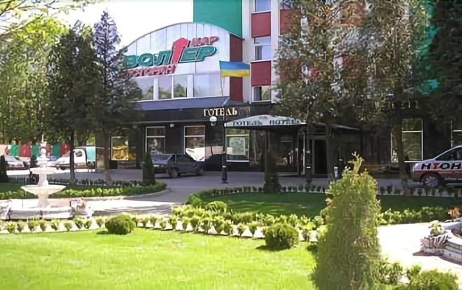 Hotel Volter - Leópolis - Edificio