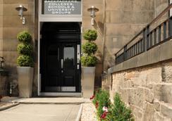 The Hostel - Edinburgh - Outdoor view