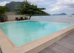Cadlao Resort And Restaurant - El Nido - Pool