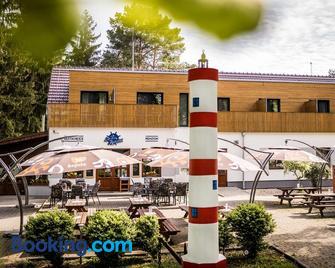 Penzion Labska Marina - Poděbrady - Building