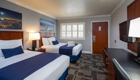 ベイ ブリッジ イン - サンフランシスコ - 寝室