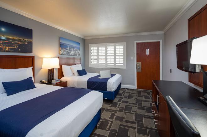 海灣大橋酒店 - 三藩市 - 舊金山 - 臥室