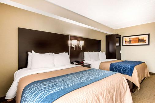 Comfort Inn Airport West - Mississauga - Phòng ngủ