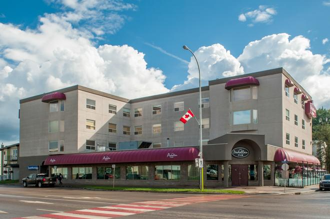 Podollan Inn Fort Mcmurray - Fort McMurray - Building