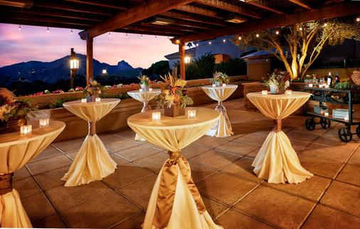 Scottsdale Plaza Resort - Scottsdale - Banquet hall
