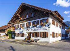 Hotel Hanselewirt - Schwangau - Byggnad