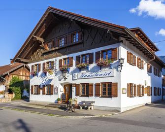Hotel Hanselewirt - Schwangau - Κτίριο