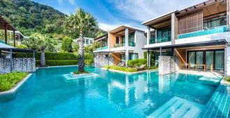 Wyndham Sea Pearl Resort Phuket - Patong - Piscina