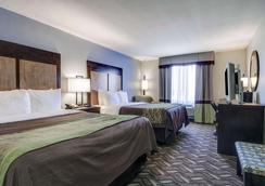 Comfort Inn & Suites I-10 Airport - El Paso - Bedroom