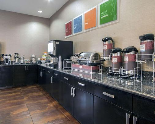Comfort Inn & Suites I-10 Airport - El Paso - Buffet