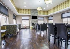 Comfort Inn & Suites I-10 Airport - El Paso - Restaurant