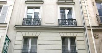 Prince de Conde - Paris - Building