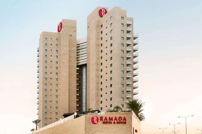 Ramada Hotel & Suites by Wyndham Netanya - Netanya - Edificio