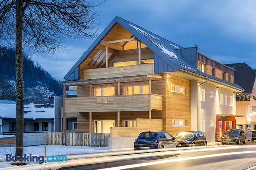 Fleischerei - Apartments, Cafe & Weinbar - Hinterstoder - Building