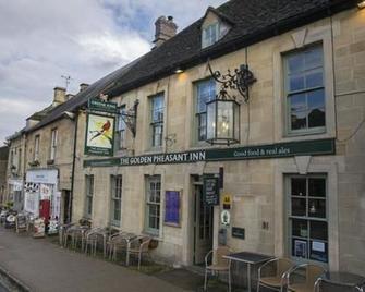 The Golden Pheasant Inn - Burford - Edificio
