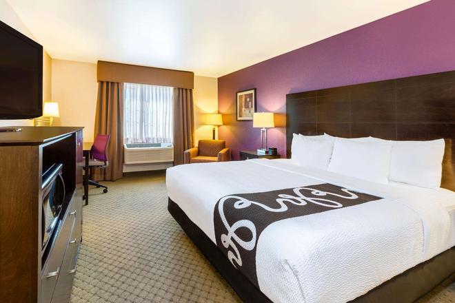 La Quinta Inn & Suites by Wyndham Spokane Valley - Σποκέιν - Κρεβατοκάμαρα