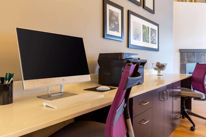 La Quinta Inn & Suites by Wyndham Spokane Valley - Σποκέιν - Aίθουσα συνεδριάσεων