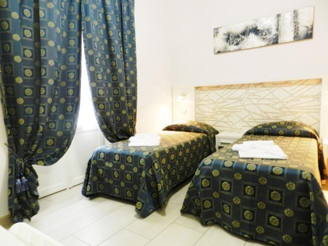 Vatican Rome - Rome - Bedroom