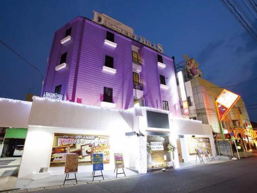 Hotel Dessert Hills - Adults Only - Kyōto - Gebäude