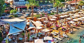 Heaven Beach Otel - Marmaris - Außenansicht