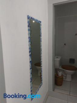 Blue Day - Canoa Quebrada - Bathroom