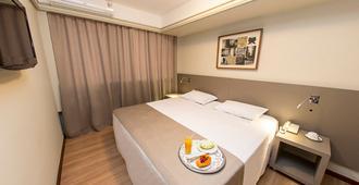Alta Reggia Plaza Hotel - Curitiba - Schlafzimmer