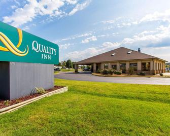 Quality Inn Murray University Area - Murray - Building
