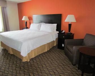 Holiday Inn Express Hotel & Suites Cadillac - Cadillac - Schlafzimmer