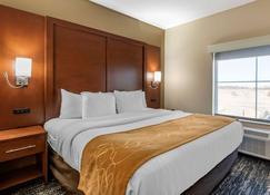 Comfort Suites West Memphis I-40 I-55 - West Memphis - Makuuhuone