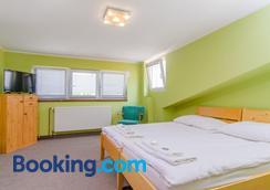 Hotel Max - Prague - Bedroom