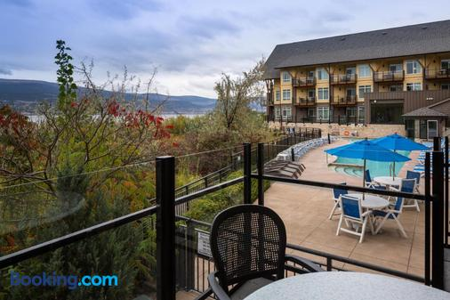 Summerland Waterfront Resort & Spa - Summerland - Balcony