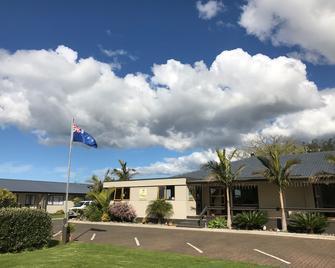 Aotearoa Lodge - Whitianga - Building