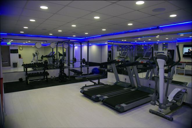 Best Western Regency Suites - Τελ Αβίβ - Γυμναστήριο