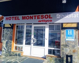 Hotel Montesol Arttyco - Pradollano - Gebäude