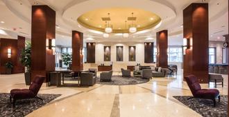 Raleigh Marriott City Center - Raleigh - Lobby