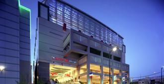 Spa World - Osaka - Edificio